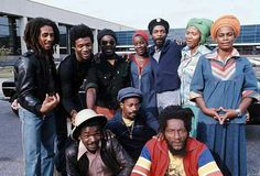 Bob Marley and the Wailers http://corporatecaribbean.com/vincentnap/top-reggae/top-bands/