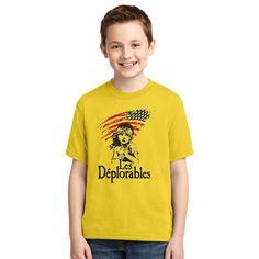 Les Deplorables Youth T-shirt