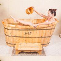Badewanne zedernholz holz waschzuber-in Fass aus Produkte des Badezimmers auf m.german.alibaba.com.