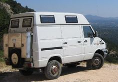 Camper 4x4 Iveco Daily 40-10