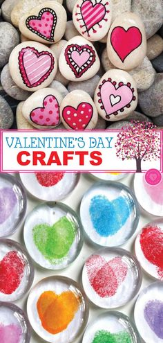 15 Adorable Valentine's Day Crafts will help make Valentine's Day even more fun! Kids, parents, and teachers will love trying a new Valentine's day themed crafts this holiday! Valentines Day Cookies, Kinder Valentines, Printable Valentines Day Cards, Valentines Day Memes, Valentines Day Activities, Valentines Day Party, Valentines Day Decorations, Saint Valentine, Valentine's Day Crafts For Kids
