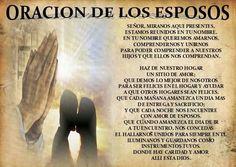 Oración de los esposos