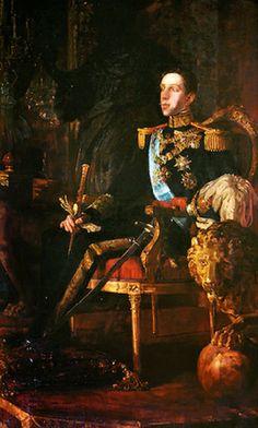 ALFONSO XIII, José Garnelo y Alda