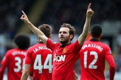 0-4: Mata guía al Manchester United en la goleada ante el Newcastle - mundo deportivo