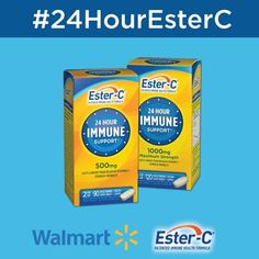 I've got a great deal for you today! @OfficialEsterC is $3.50 off at Walmart. See details here: http://lifesabargain.net/immune-support-for-the-busy-lifestyle #24HourEsterC #ad