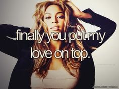Beyonce. :) - Click image to find more Film, Music & Books Pinterest pins