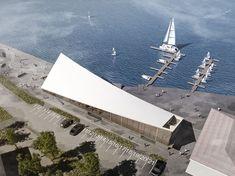 yacht club rastvorgroup yevpatoria designboom