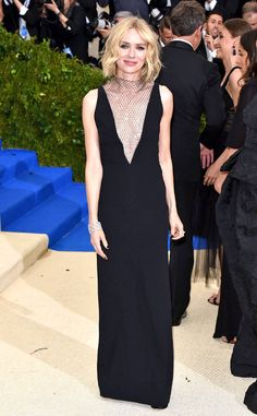 Naomi Watts from 2017 Met Gala: Red Carpet Arrivals