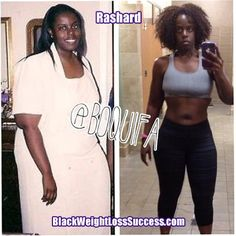 Rashard lost 93 pounds and is now a Zumba Instructor. Read her story.