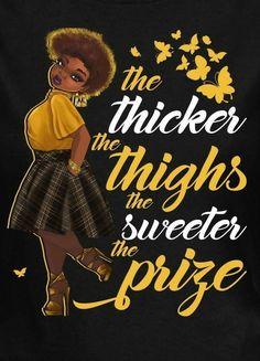 black women have curves Art Black Love, Black Girl Art, Black Is Beautiful, Black Girl Magic, Art Girl, Black Girls, Natural Hair Art, Pelo Natural, African American Art