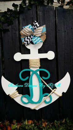 Check out this item in my Etsy shop https://www.etsy.com/listing/186375501/beautiful-wooden-anchor-door-hanger-wall