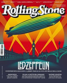 Rolling Stone Cover: Led Zeppelin
