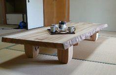 木の家具.作品例-テーブル等