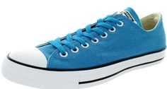 Chuck Taylor Converse Shoes All Star OX Cyan Space Unisex Sneakers Size 1Y #Converse #FashionAthletic