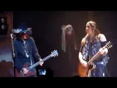 Johnny Depp Joins Alice Cooper on Stage in Los Angeles