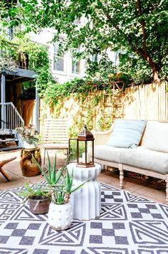 Tour an Amazing Brooklyn Townhouse That You Can Rent! via @mydomaine