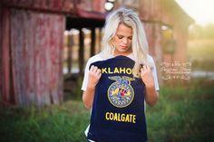 FFA. Senior. Livestock. FFA jacket. Red barn. Senior picture. Outdoor.