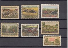 Estonia 1956 Agriculture for Condition See The Scan MNH   eBay