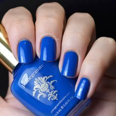 - XOXO Alexis Leigh: Pomegranate Lacquer - Fit For A Prince & Royal Brat