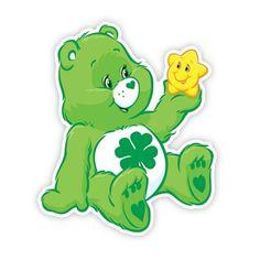 Good Luck Bear Star Wall Graphics