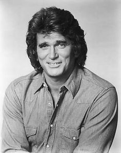 I always loved him growing up!! He was a very main staple in our home! Michael Landon    1936-1991