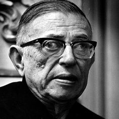 Jean-Paul Sartre For Sartre, who lived in Paris during the war*, the courage to…