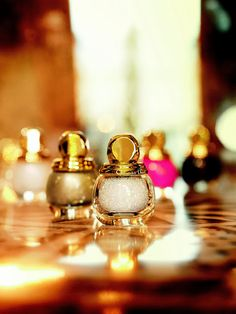 Dior Golden Winter - Holiday 2013   Nailderella