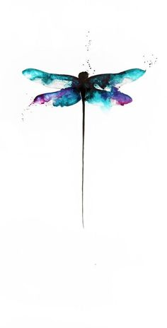 Can't wait to get my tattoo!! Love the watercolor