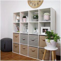 wall cube shelves ideas