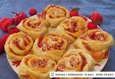 Eastern European Recipes, Taco Pizza, Winter Food, Apple Pie, Waffles, Muffin, Food And Drink, Baking, Breakfast