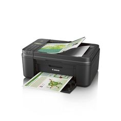 Wireless printer that can print from a phone or tablet.