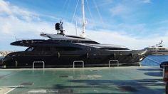 Big ass boat in mallorca