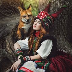 Лисы by Margarita Kareva - Photo 216690531 / 500px