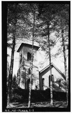 SAINT JOHN IN THE WILDERNESS, Flat Rock, NC is a beautiful, sacred place on 23 acres listed on the National Register of Historic Places.  Built in 1833, it is the oldest Episcopal Church.  Also of historic significance is the church graveyard of early important families in our young nation.   1905 Greenville Hwy, Flat Rock, NC     (828) 693-9783  #flatrock #hendersonville #saintjohn #episcopal AshevilleVacationHomes.com