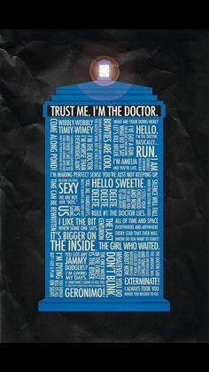 dr who and the tartis | Mind Of The Geek Tardis Doctor Who Quotes HD Wallpaper - Mind Of The ...