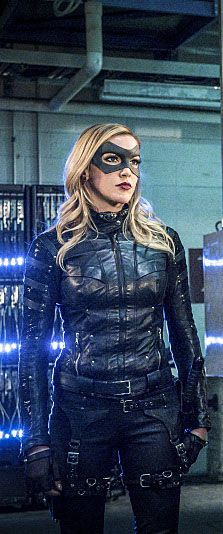 Arrow 4x12 - Laurel Lance
