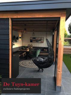 Backyard Gazebo, Backyard Patio Designs, Pergola Patio, Backyard Landscaping, Patio Awnings, Patio Ideas, Outdoor Garden Rooms, Outdoor Living, Outdoor Patios