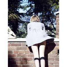16 Pin-Worthy Images From Elkin's New Lookbook with Emma Roberts ❤ liked on Polyvore featuring emma roberts and filler