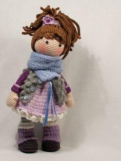 26 Beste Afbeeldingen Van Etsy Crochet Dolls Amigurumi Doll En