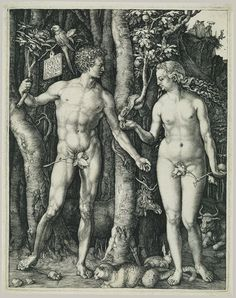 Albrecht Dürer: Adam and Eve (19.73.1)   Heilbrunn Timeline of Art History   The Metropolitan Museum of Art   Engraving