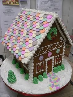Ginger Bread Recipe Ginger Bread House House Template And