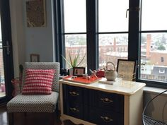 Ryan and Erica's Colorful and Ever-Changing Home — House Call | Apartment Therapy