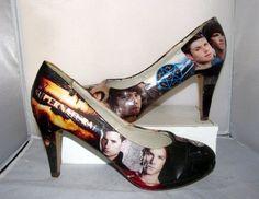 supernatural heels | visit etsy com