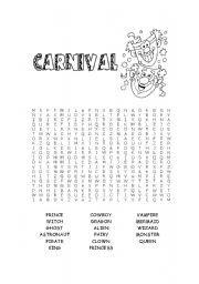 7 Best Images of Carnival Games Printable Worksheet - Carnival Worksheet Printables, Carnival Worksheet Printables and Carnival Worksheet Printables Reading Worksheets, Vocabulary Worksheets, Worksheets For Kids, Printable Worksheets, English Lessons For Kids, Esl Lessons, Carnival Activities, Hidden Words, Esl Lesson Plans