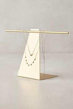 Metronome Jewelry Stand /
