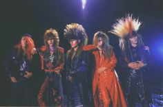 News, rare pictures, gifs, facts and everything related to one of the most awesome bands of metal in the world: X JAPAN. Monster Boy, Hidden Love, Rare Pictures, Visual Kei, Classical Music, Rock Music, Rock Bands, Heavy Metal, Singer
