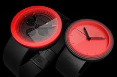 MINUS-8 conceptual watch design by Dana Krieger  www.minus8watch.com