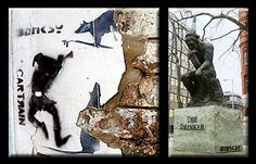 Banksy Paradox: 7 Sides of the Most Infamous Street Artist