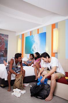 Bliss Surfer Hotel #Legian #Blissful #Bali