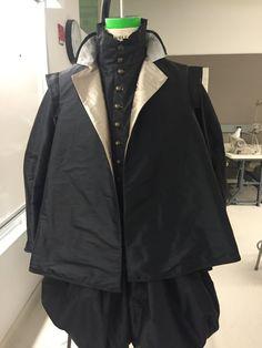 READY TO WEAR 16th century sleeved cloak